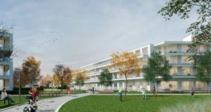 Residentie Academie Aalter - Assistentiewoningen nabij station